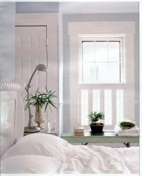 Bedroom: White Bed... Country Living Magazine September 20 ...
