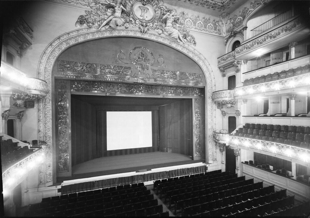 Teatro Politeama Lisboa Portugal  Sala de Espectculos