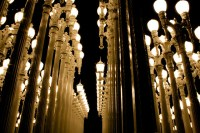 LACMA Lamp Posts | Flickr - Photo Sharing!