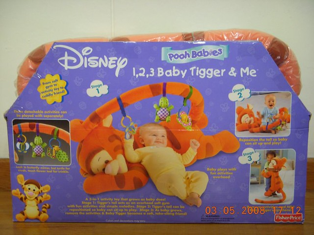 Fisher Price Winner the Pooh  123 Baby Tigger and Me  Flickr