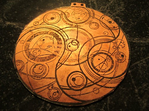 Doctor Who Gallifrey Symbol 2  Flickr  Photo Sharing