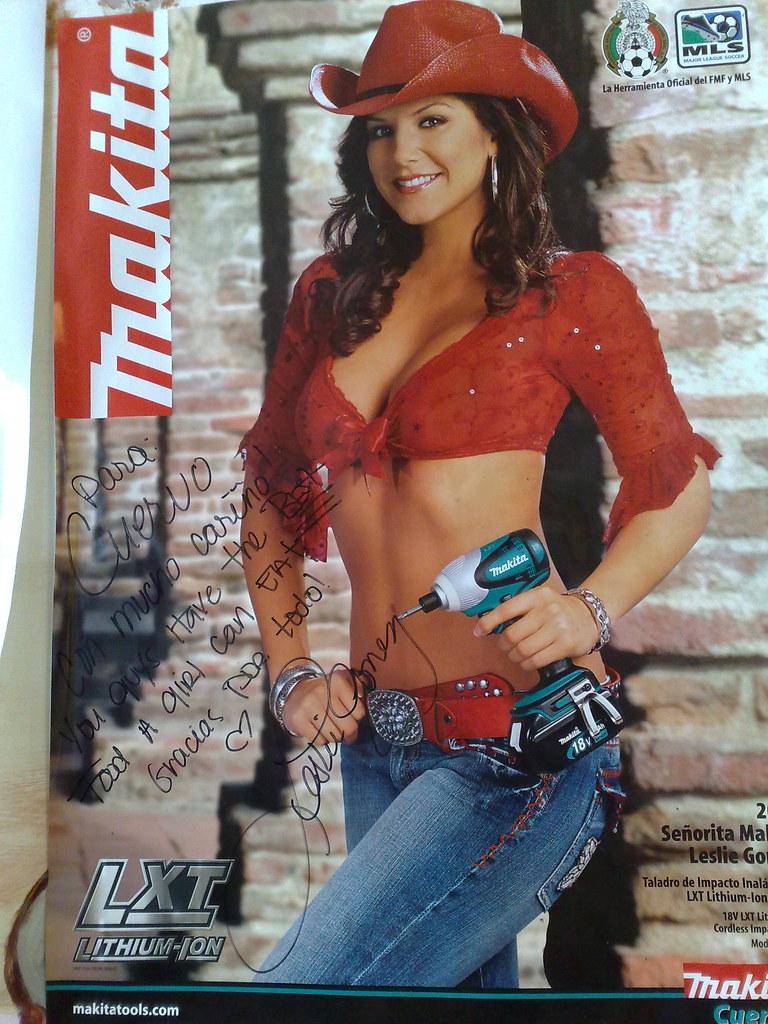 Miss Makita 2006  El Cuervo San Diego  aka Miss Drill