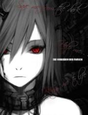 dark anime girl lil' vampire
