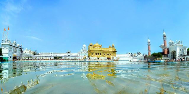 Ram Darbar 3d Wallpaper Darbar Sahib Golden Temple Amritsar Punjab India Flickr