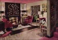 1943 World War II Era Modern Living Room | Not your ...