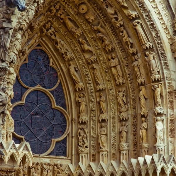 Reims Cathedral Simon Greig