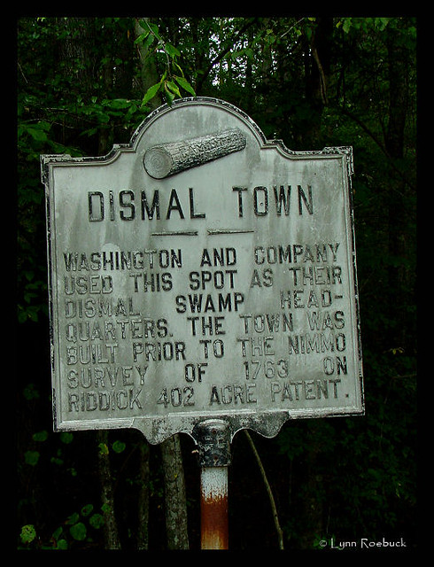 Dismal Town, The Great Dismal Swamp | From my 2002 photo ...