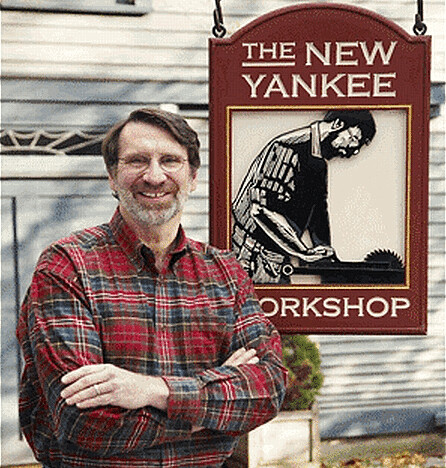 Norm Abram Formerly of The New Yankee Workshop  WGBH