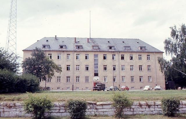 Heilbronn  Badenerhof Kaserne 1973  Flickr  Photo Sharing