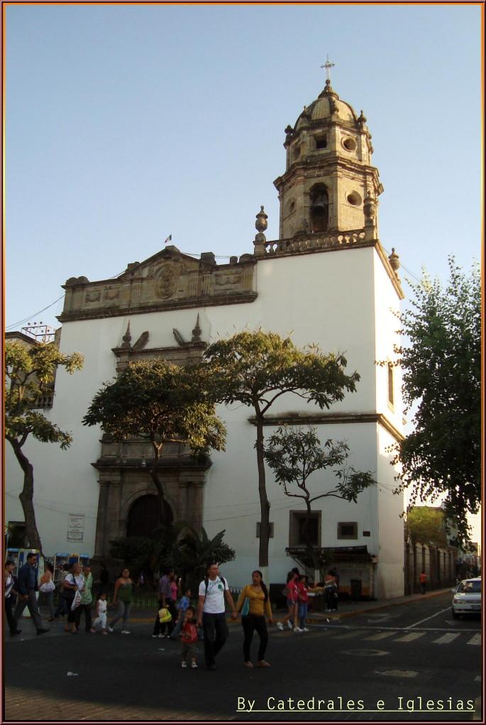 Templo de San Agustn Guadalajara Estado de JaliscoMxi  Flickr