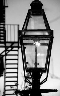 Boston - Beacon Hill / Gaslight Lamp & Fire Escape | Flickr