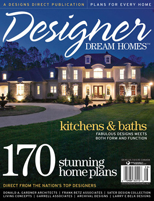 Designer Dream Homes Magazine Cover Editorial Design For D Flickr