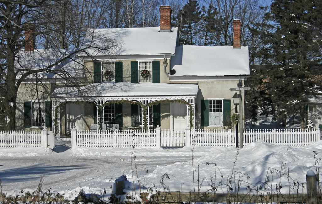 Doctors House c 1830  Black Creek Pioneer Village  Tor  Flickr