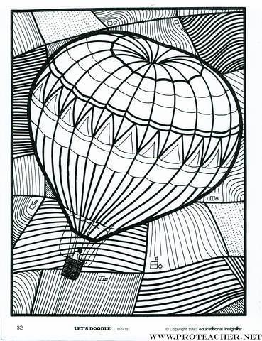 Ballon Lets Doodle Letsdoodlemama Flickr
