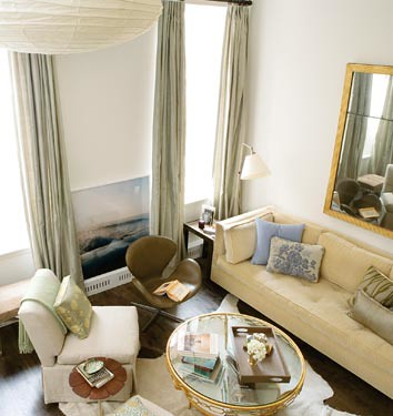Small Apartment Sofa