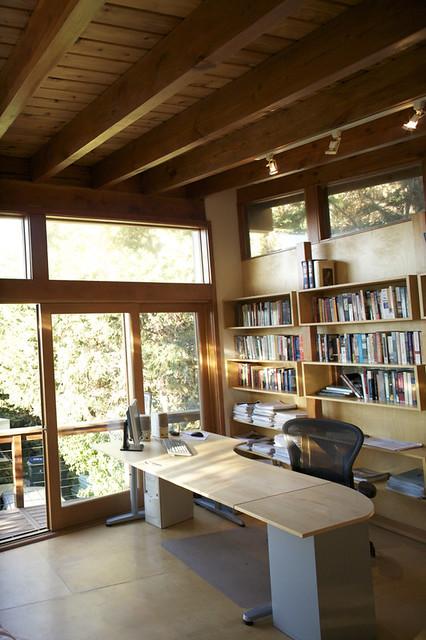 Urban Cabin Writer S Office A Writer S Office Built