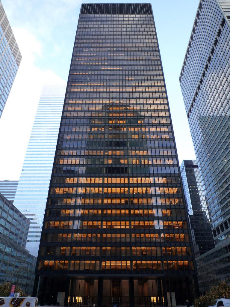 Seagram Building Seagram Building 375 Park Avenue