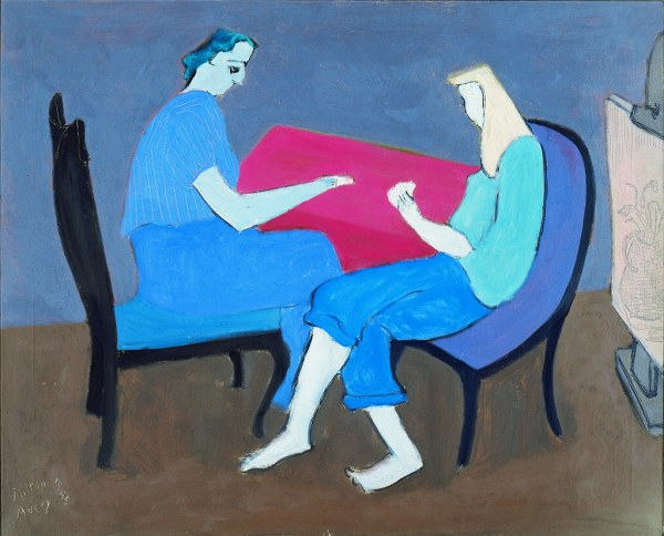 Milton Avery Art