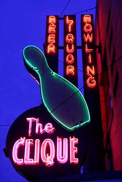 The Clique Beer Liquor Bowling  IMG_7499  The Clique