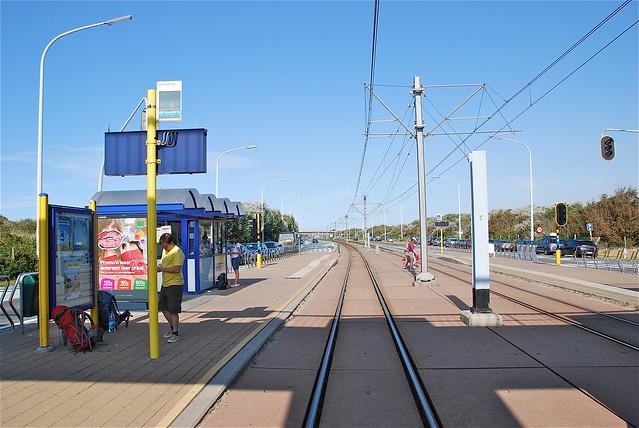 Arrt de tram  Bredene  Flickr  Photo Sharing