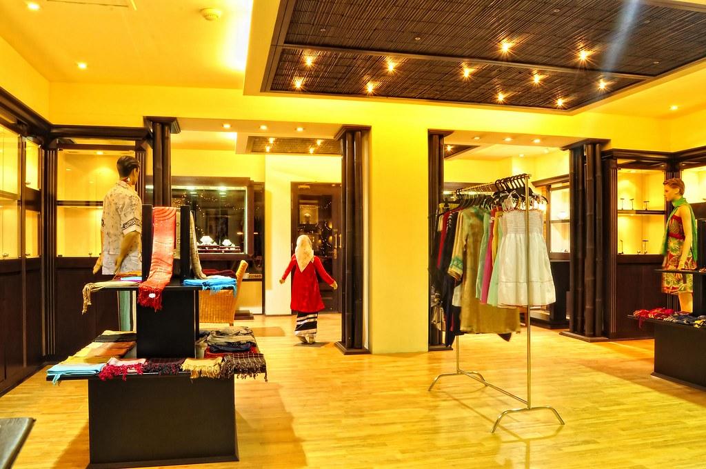 Interior Nala Boutique  Nala Boutique Bandos Maldives