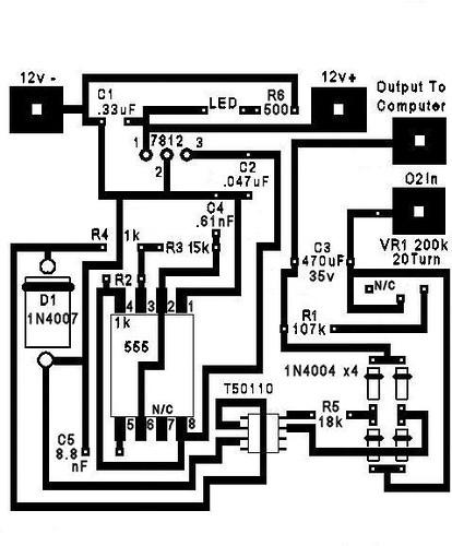 Hho Wiring Schematic