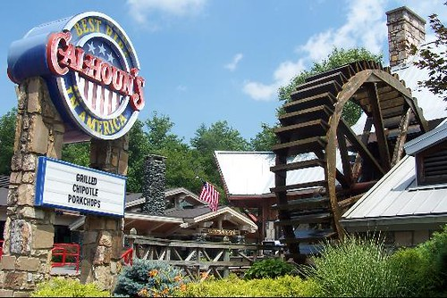 Calhouns of Gatlinburg  Calhouns of Gatlinburg is one of