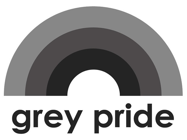 grey pride copy  logo for free zine greypridezine  S