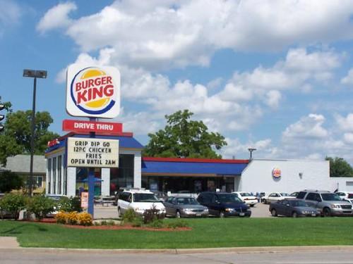 Fast Food Restaurants Franchises