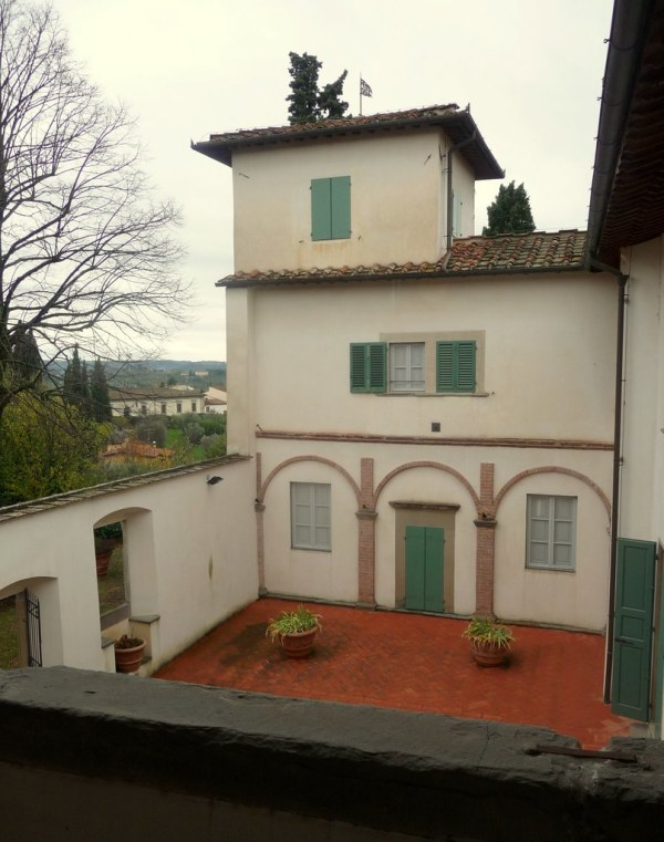 Villa Il Gioiello House Of Galileo Galilei