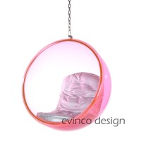 hanging bubble chair | Bubble Chair inspired by Eero ...
