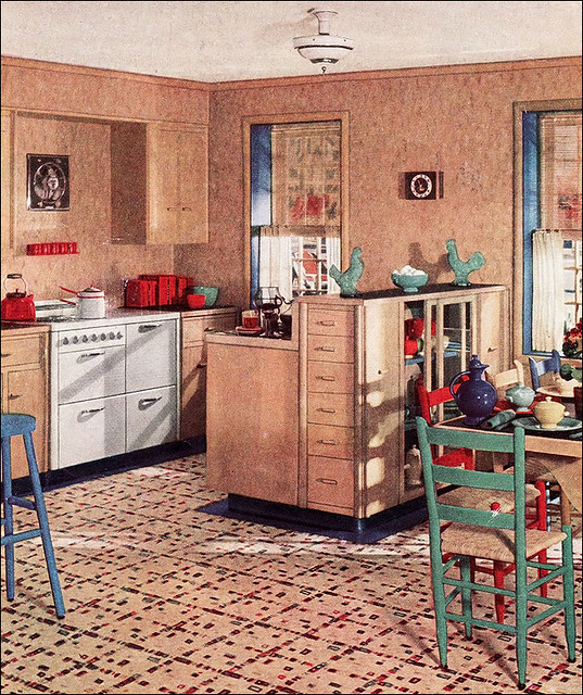 fiesta kitchen sink paint 1936 armstrong this features armstr flickr by american vintage home