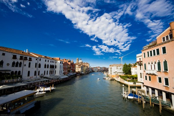 On The Scalzi Bridge! Venice Venezia Veneto Italia
