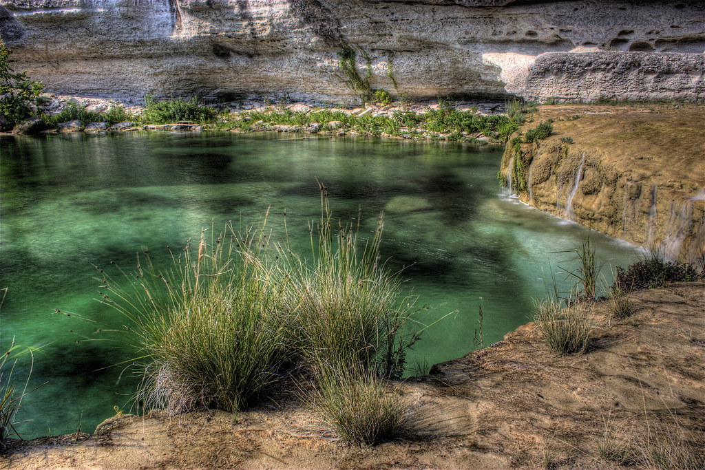 Blue Hole Leakey Texas  On private property you can reac  Flickr