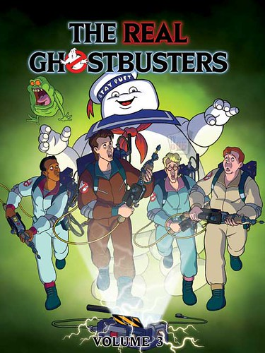 The Real Ghostbusters - Volume 3