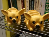 chihuahua taco holders | Laura Kopen | Flickr
