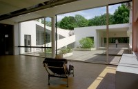 villa savoye 13 - living room looking out to terrace | Flickr