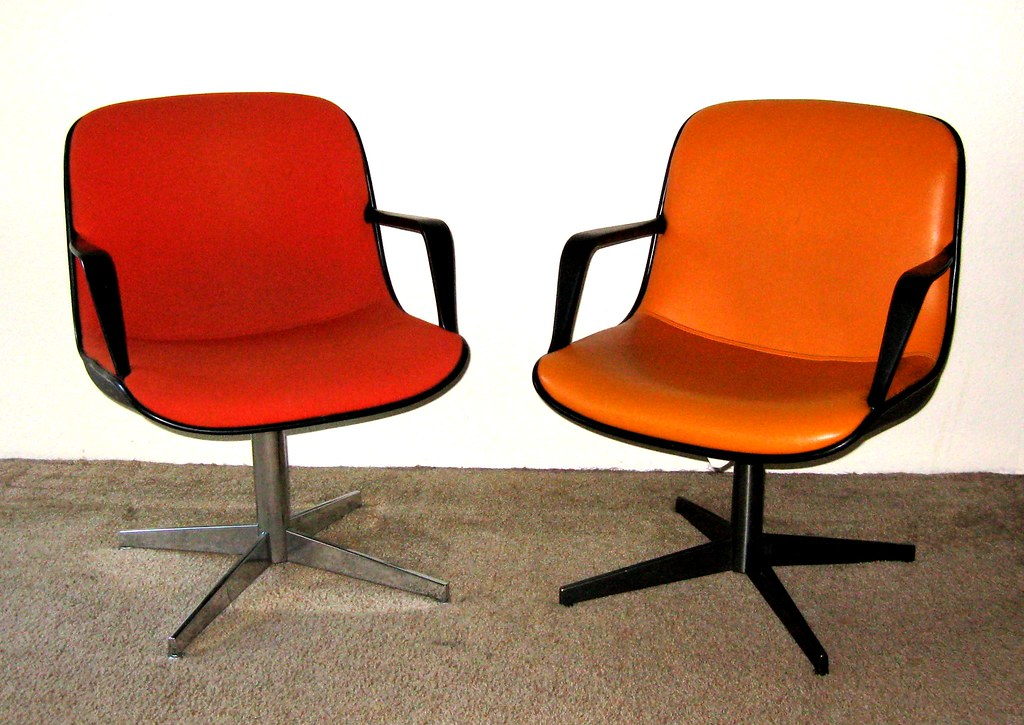 vintage steelcase chair modern style adirondack chairs 1970s office | we bought these today (3 aug… flickr