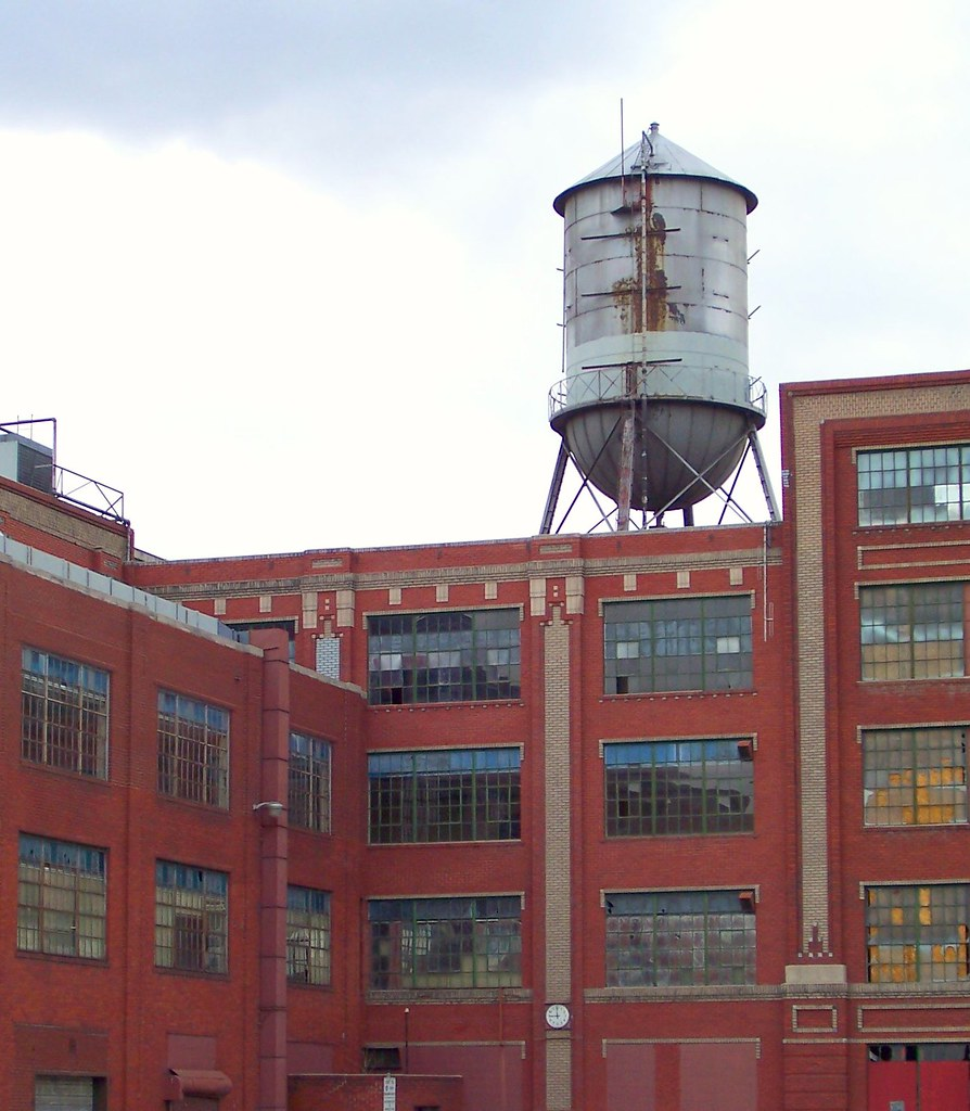 Old Water Tower of Gates Rubber Company  Denver  View of t  Flickr