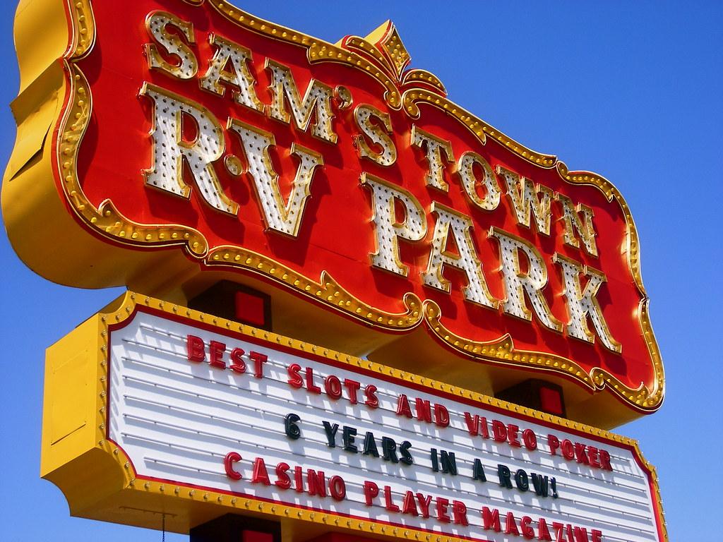 Sams Town RV Park in Las Vegas  Sarah Nichols  Flickr