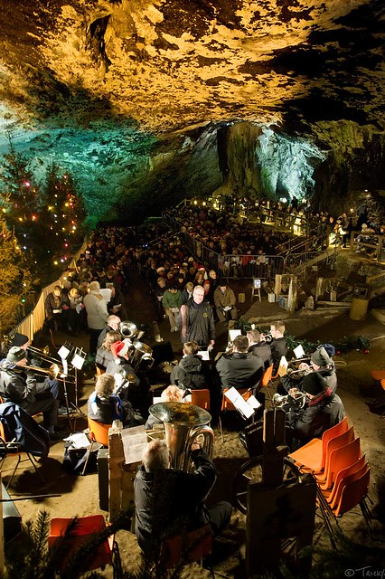 Christmas Cave In Arkansas