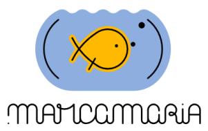 Logo original do .marcamaria, criado em 2007