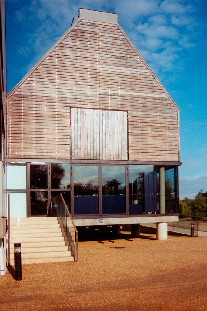 UK  Henley  River and Rowing Museum  The River and