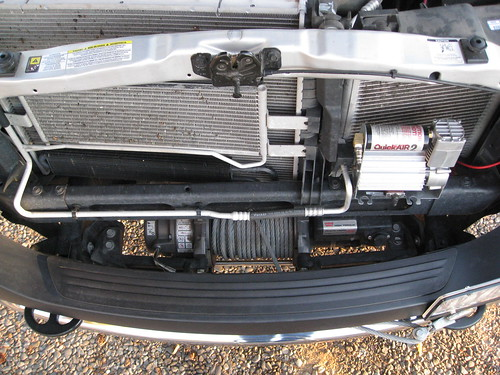 2007 F350 Wiring Diagram Winch Mount Above Hood Open Flickr Photo Sharing
