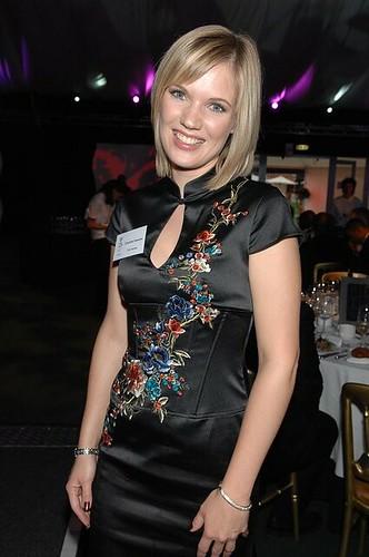 Sky News Presenter Charlotte Hawkins  Sky News Presenter