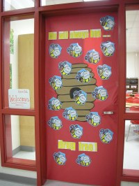 Doors Decorated for Red Ribbon Week | We will always be ...