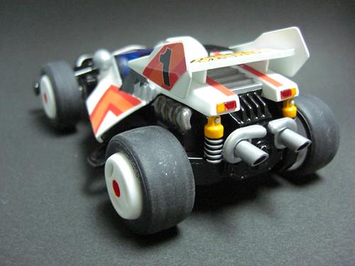 超激罕 原裝絕版 田宮雙星 四驅小子 DASH 1 勝利者 日本會場 展覽品 上色手辦 模型 2 | Dicky Tsang | Flickr