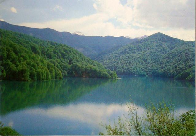 Azerbaijan Goygol lake  Goygol Azerbaijani Gygl