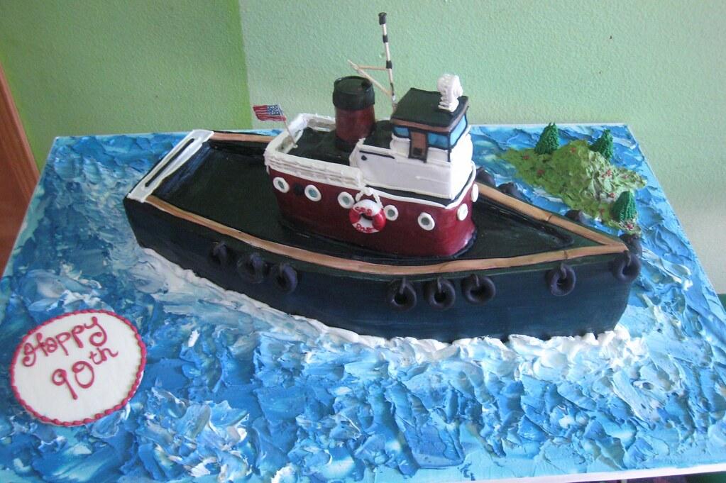 Tugboat Gabrielle Feuersinger Flickr