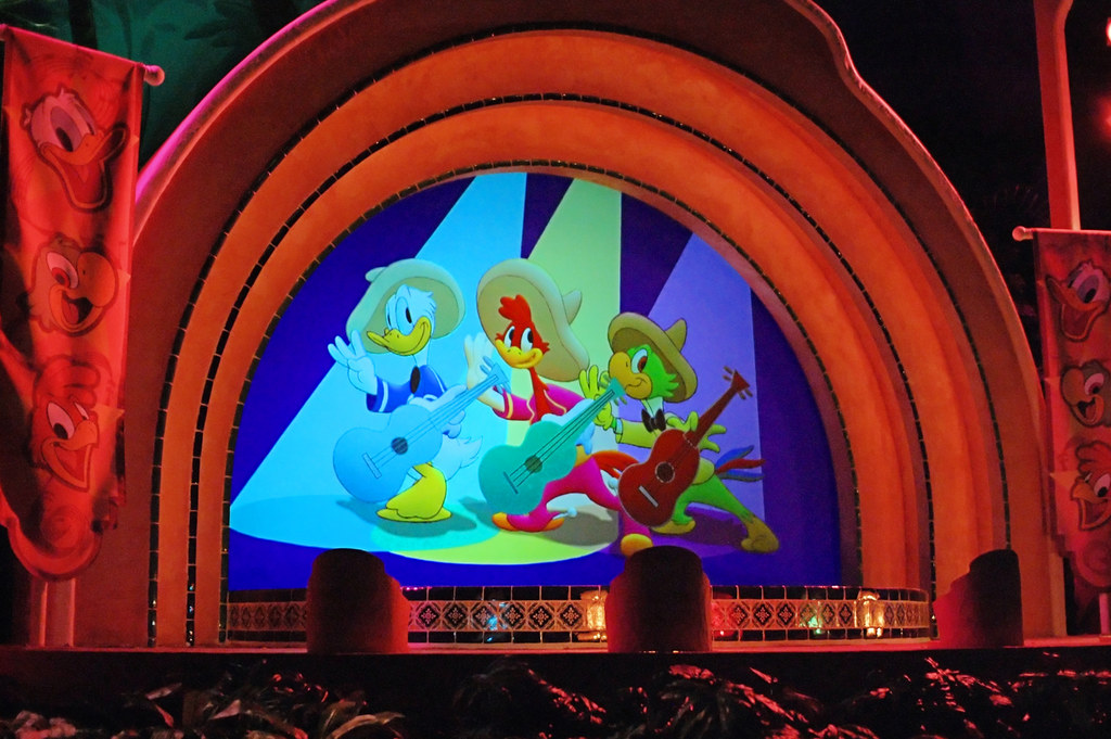 Disney  Birds of a Feather  The Three Caballeros  Flickr